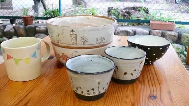 お気に入りのマイ茶碗が作れる!<br>陶芸で創作の喜びと癒しの時間を