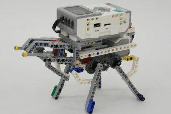 歩行ロボット