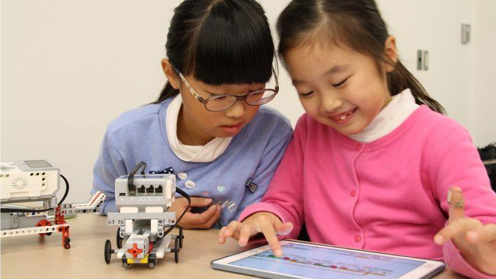 未来を担う力を育む注目の習い事!ロボットプログラミング