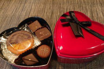 チェリーシーのチョコレート