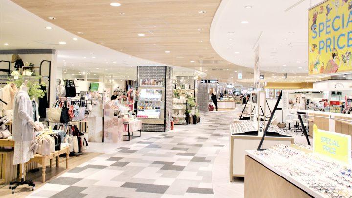 「モンテメール」がリニューアルオープン!新しい飲食店にスイーツ・雑貨店にわくわく♪